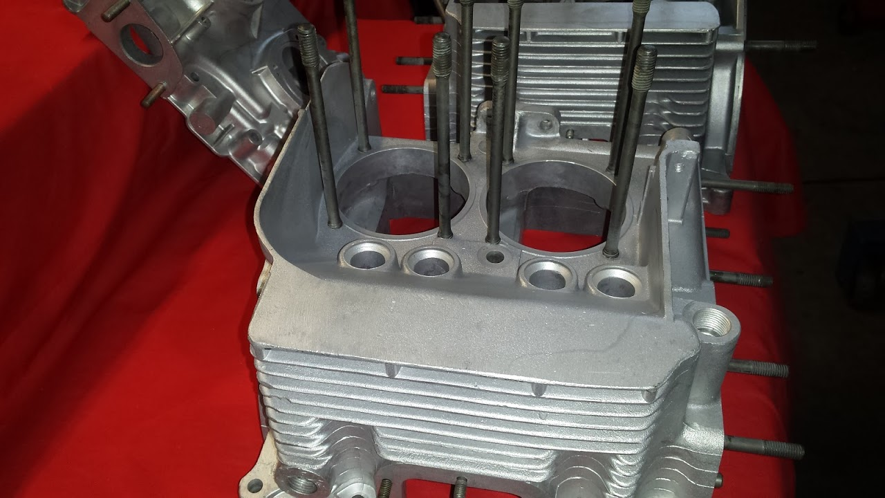Peter's 356 engine