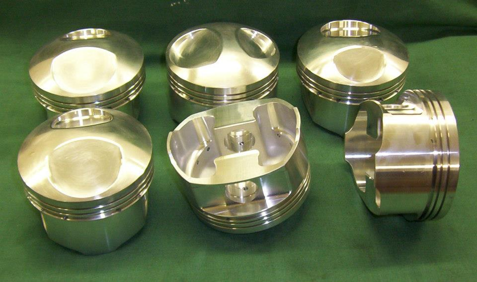 Our own design JE Pistons
