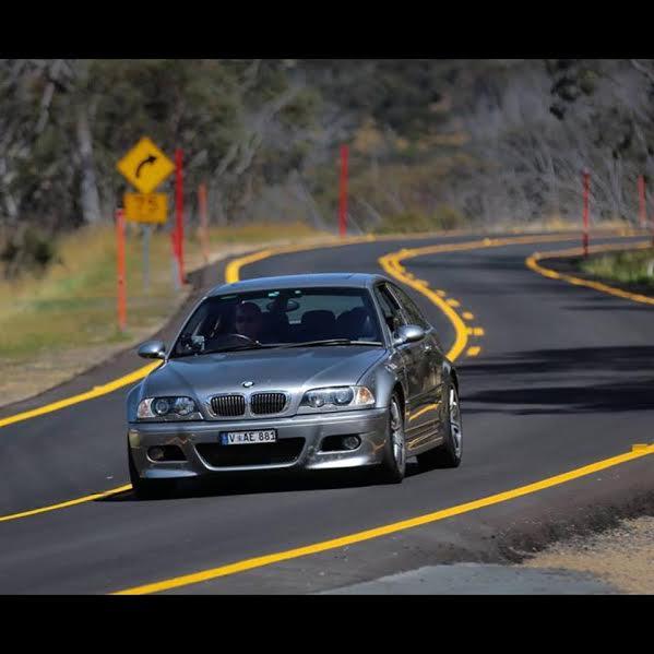 BMW Silver