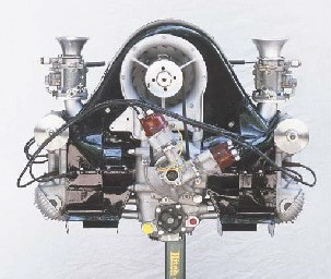 904 or type 718 engine
